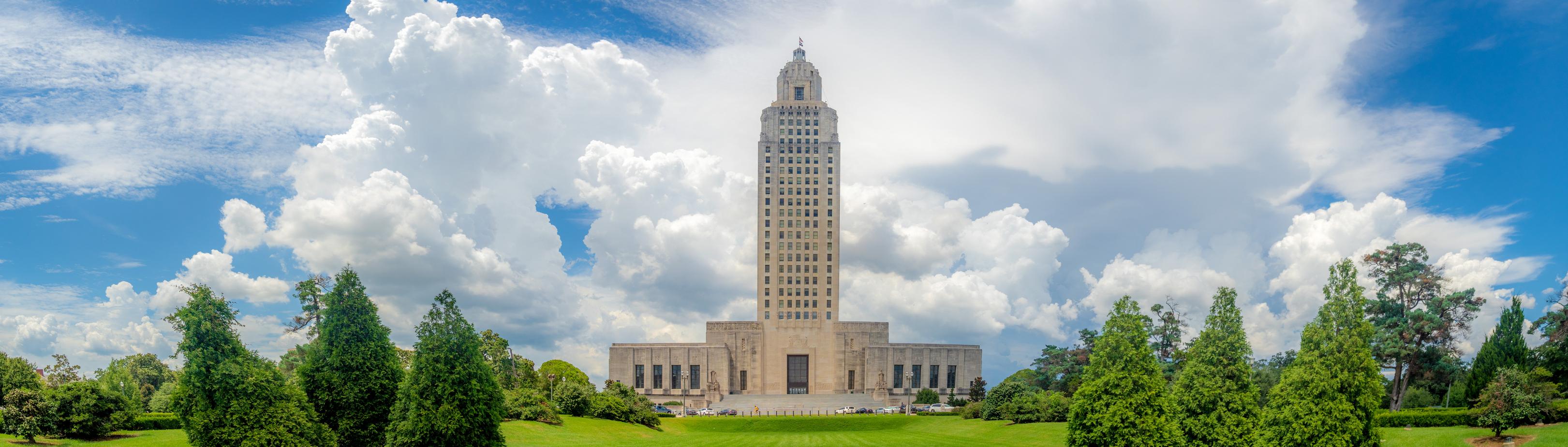 Baton Rouge Louisiana state capital