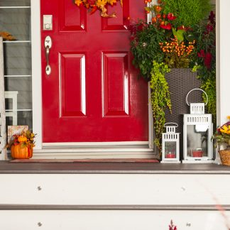 Porch & Door Decor