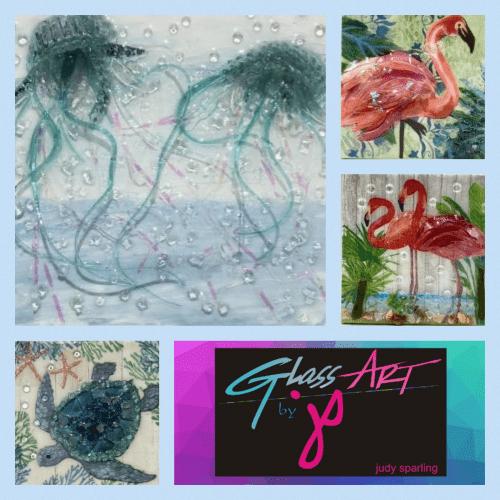 Glass Art by js