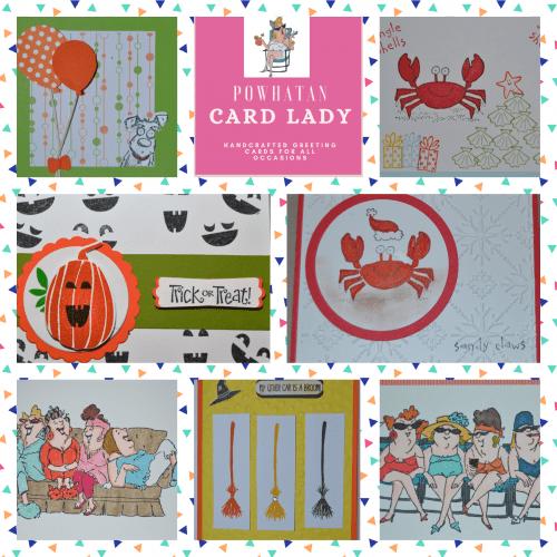 Powhatan Card Lady