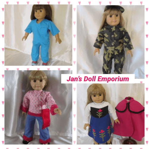 Jan's Doll Emporium